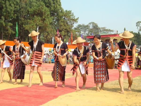 Tribal festival holiday in India