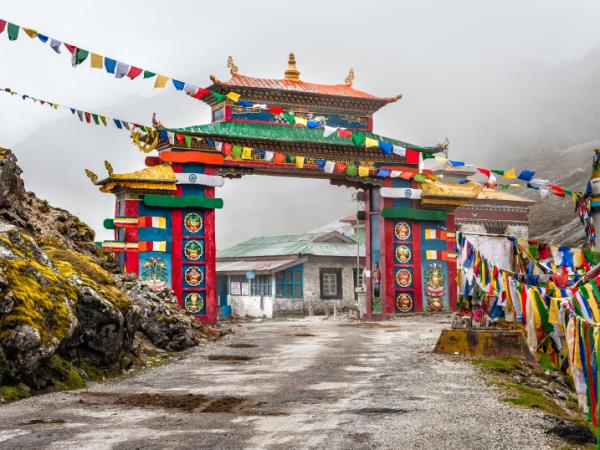 Northeast India tour, Tawang and its monasteries
