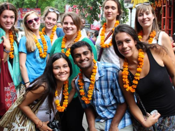 Volunteer with a NGO in Kolkata, India