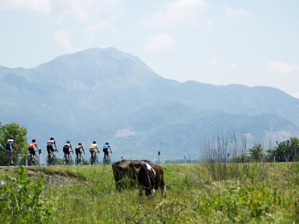 Balkans cycling holiday