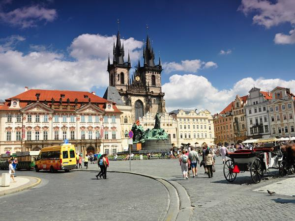 Czech Republic, Slovakia and Poland family tour