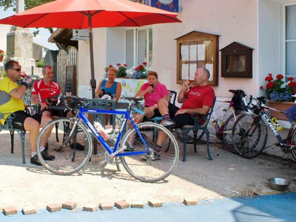 France self guided challenging cycling holiday