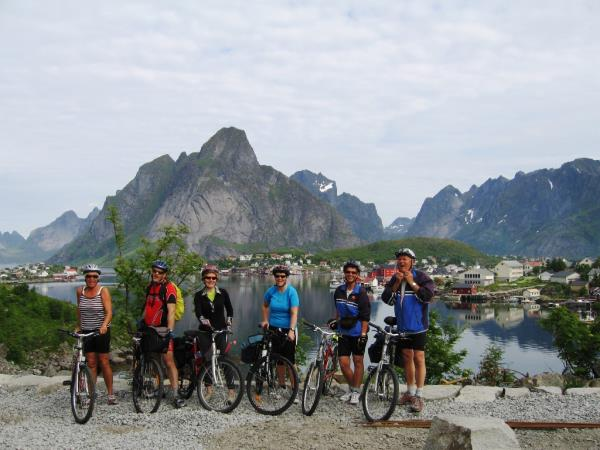 Lofoten Islands self guided cycling holiday, Norway