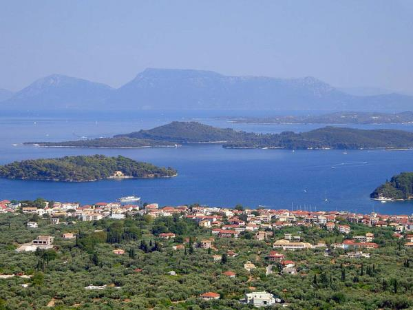 Kefalonia, Lefkada & Ithaki walking holiday