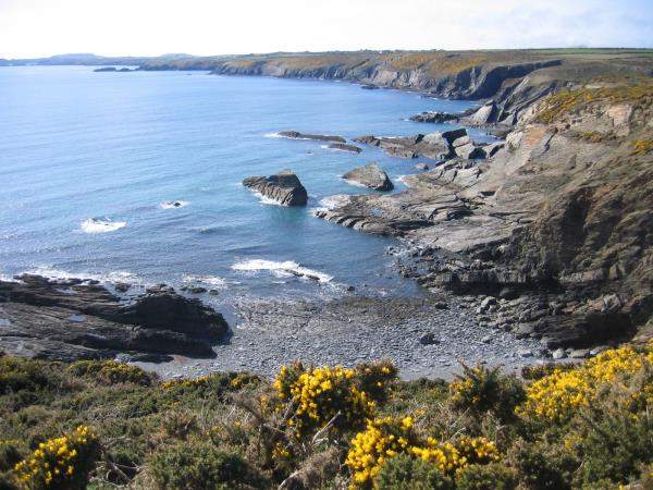 Pembrokeshire walking holiday