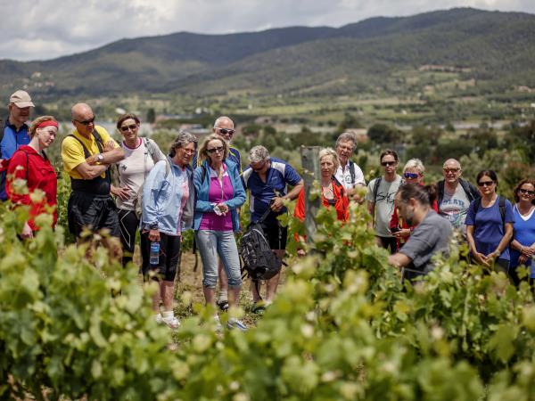 Catalonia walking holiday for women