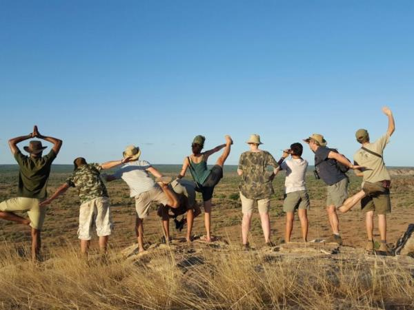 Teach children in South Africa & Kruger safari