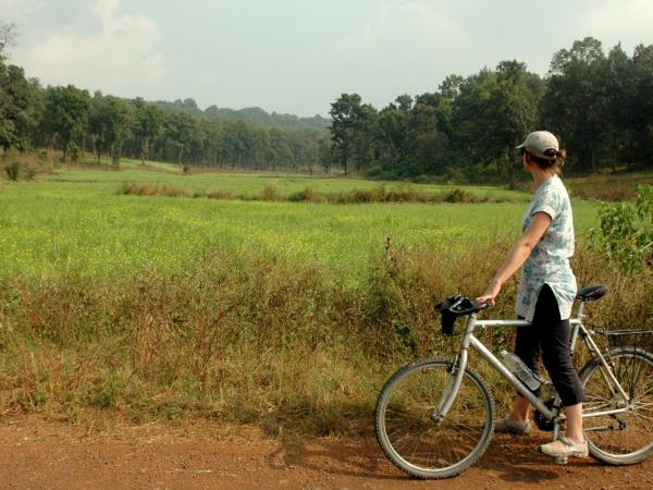 Cycling holiday in the Maikal Hills, Central India