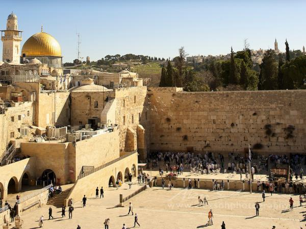 Jordan and Israel tour, tailor made