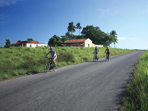 Cycling holiday in Cuba, 7 days
