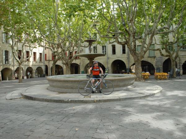 Provence cycling tour, France