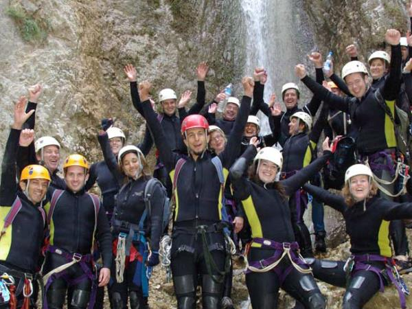 Spanish Pyrenees activity holiday