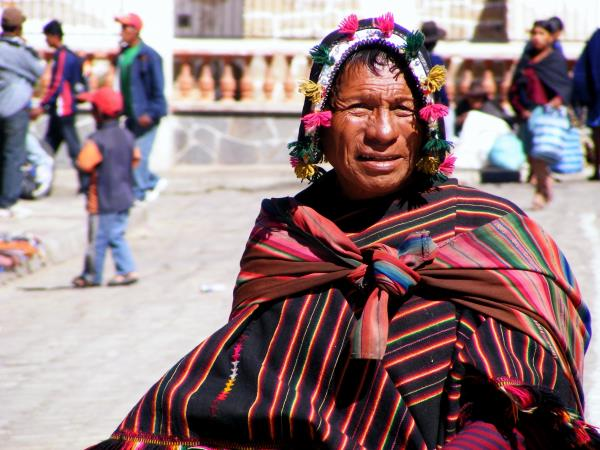 Bolivia small group holiday
