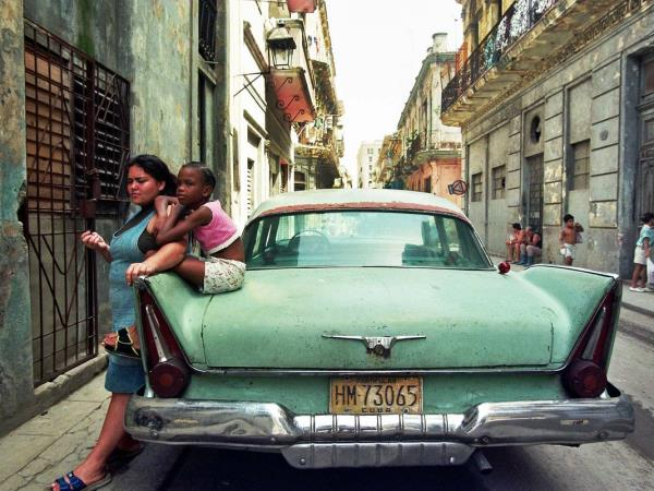 Cuba small group vacation