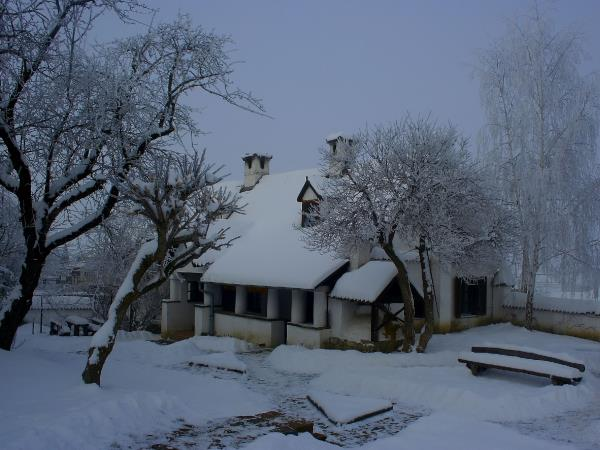 Transylvania winter holiday accommodation