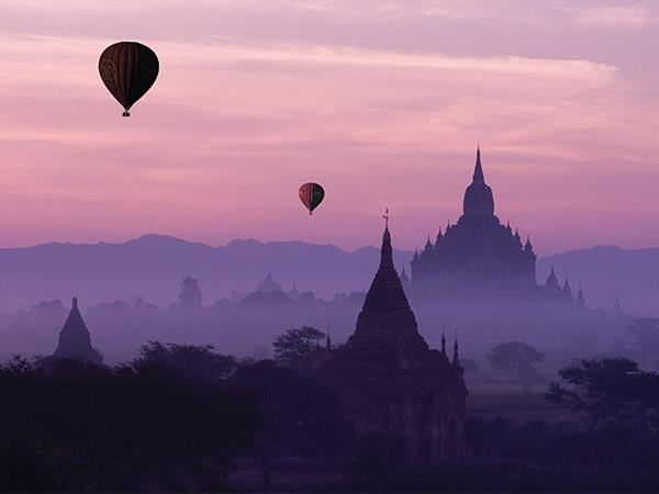 Myanmar holiday, small group tour