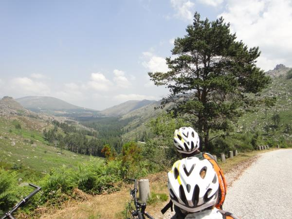 Family cycling holiday in Portugal, 3 days