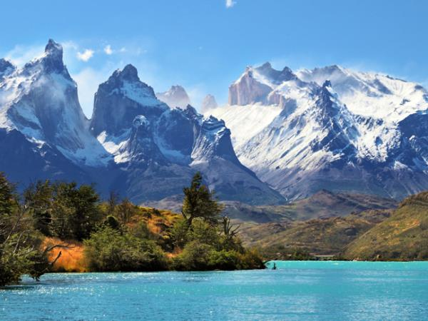 Patagonia 10 day tour, Torres to Ushuaia
