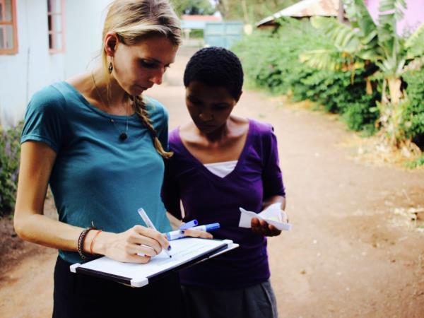 Tanzania volunteering, female empowerment