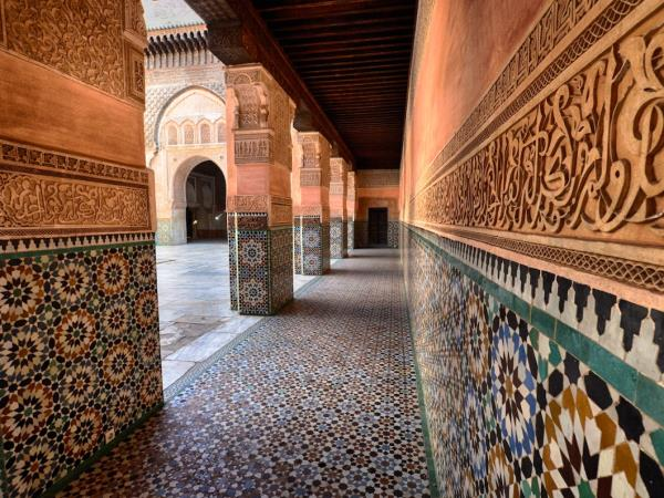 Imperial Cities tour of Morocco