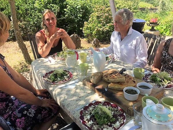 South of France cooking and nutrition holiday