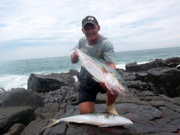 South Africa fishing holidays