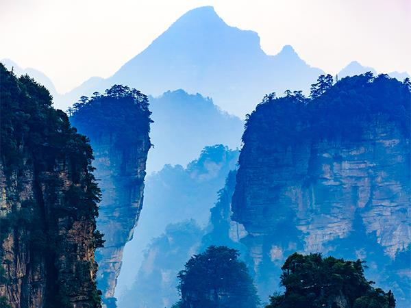 Hunan province photography tour in China