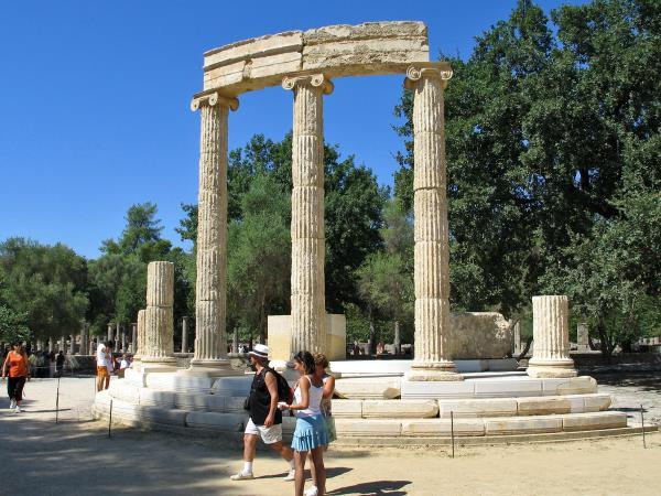 Greece self drive adventure holiday, the Peloponnese