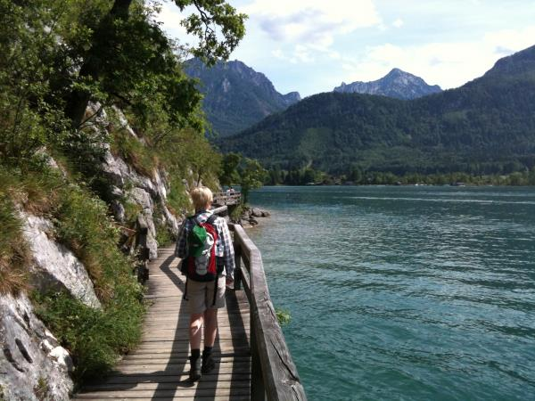 Danube self guided walking holiday in Austria