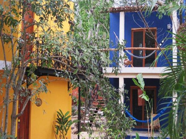 Valladolid vegan bed & breakfast in Yucatan, Mexico