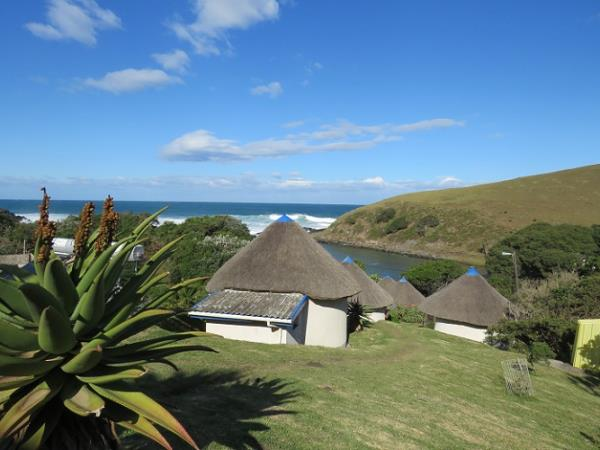 Wild Coast backpackers accommodation, South Africa