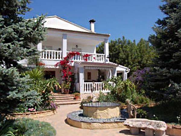 Rural holiday villa in Valencia, Spain
