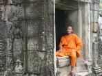 Cambodia budget holiday, ancient Angkor Wat