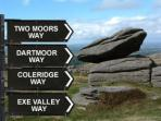 Dartmoor & Exmoor self guided walking holiday, England