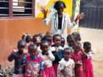 Teach music in Ghana