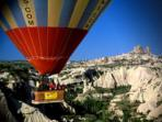 Hot air ballooning holiday in Cappadocia