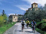 Self guided cycling holiday in Tuscany, Italy