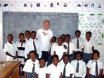 Teaching projects in Livingstone, Zambia