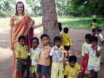 Teaching projects in Southern India