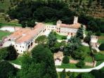 Luxury accommodation in a castle, Monselice, Italy