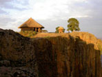Lalibela accommodation, Ethiopia