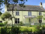 Tamar Valley bed and breakfast in Cornwall, England