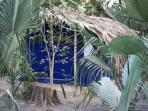 Gambia bush camp accommodation