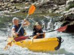 Family activity holidays in the Ardeche