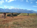 Charity bike rides in Peru, Andes to Amazon