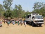 Book bus project in Malawi and Zambia