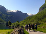 Fjord walking day tours in Norway
