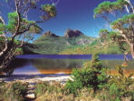 Tasmania wilderness walking holiday in Australia