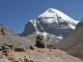 Mount Kailash Full Moon holiday