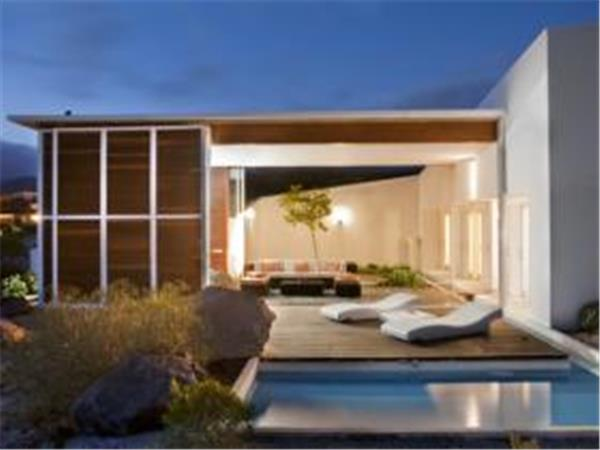 Tenerife eco self catering houses, Canary Islands